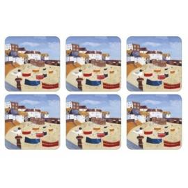 Onderzetters (6) - Pimpernel St Ives Windbreak