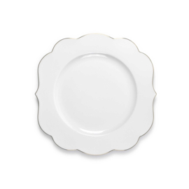 Dinerbord Royal White (28 cm.) - Pip Studio