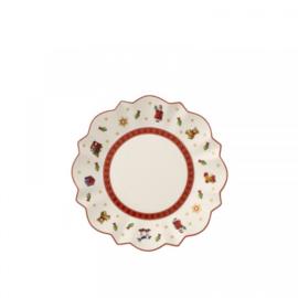 Gebaks-/broodbord Wit (18 cm.) - Villeroy & Boch Toy's Delight
