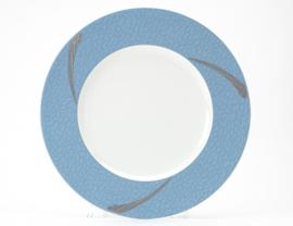 Ontbijtbord (24,3 cm.) - Noritake Ambience Blue
