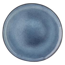 Bord (28,5 cm.) Sandrine Blue - Bloomingville