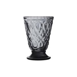 Glas Lyonnais Anthracite (20 cl.) - La Rochère