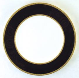 Broodbord (16,8 cm.) - Noritake Mahogany Rose