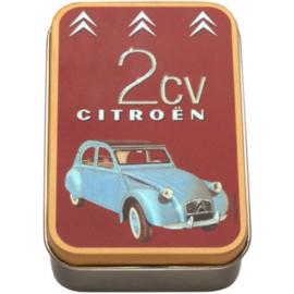Blikje 2CV (9,5 cm.) - Cartexpo