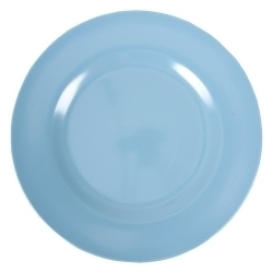 Melamine Dinerbord Turquoise - Rice