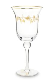 Wijnglas (360 ml.) - Pip Studio Winter Wonderland