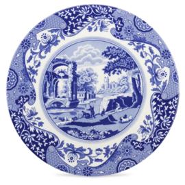 Serveerplateau (28,5 cm.) - Spode Blue Italian