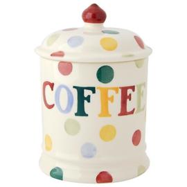 Voorraadpot Coffee Polka Dot - Emma Bridgewater