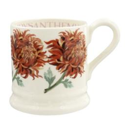 1/2 Pt Mug Chrysanthemum - Emma Bridgewater