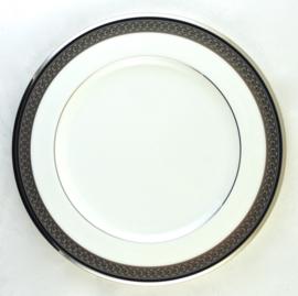 Saladebord (21,6 cm.) - Noritake Continental Cobalt