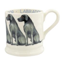 1/2 Pt Mug Labrador - Emma Bridgewater