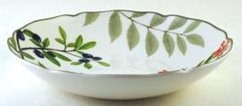 Diep Bord (21 cm.) - Noritake Berries & Brambles