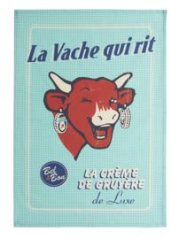 Theedoek La Vache Qui Rit Gruyere (75 cm.) - Coucke