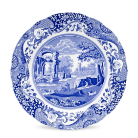 Buffet Plate (32 cm.) - Spode Blue Italian