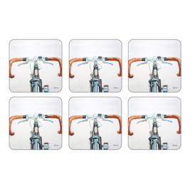 Onderzetters (6) - Pimpernel Bicycle