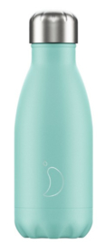 Thermosfles Pastel Green (260 ml) - Chilly's Bottle