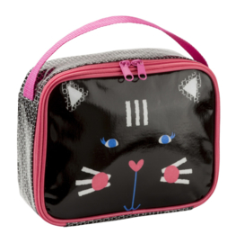PVC Lunchtas Black Cat - Ulster Weavers
