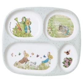 Vakjesbord Peter Rabbit (24 cm.) - Petit Jour Paris