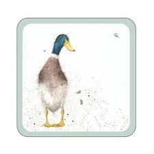Onderzetters Duck (8) - Pimpernel Wrendale
