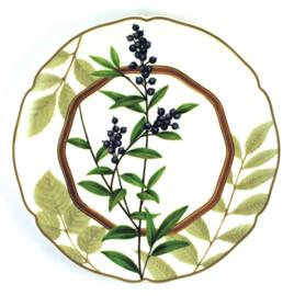 Saladebord Berries & Brambles (20,2 cm.) - Noritake