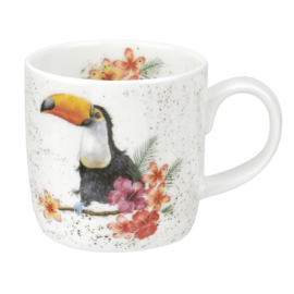Mok Toucan of my Affection (0,31 l.) - Wrendale Designs