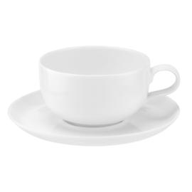 Set 2 Kop & Schotels (0,34 l.) - Portmeirion Choices White