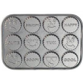 Funny Faces Treat Pan - Nordic Ware