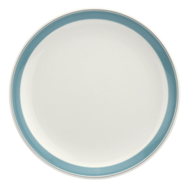 Dinerbord Turquoise (27,5 cm.) - Portmeirion Westerly