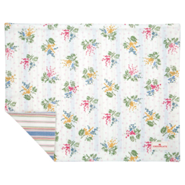 Placemat Mira White (46 cm.) - GreenGate