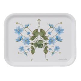 Dienblad Blue Anemone (27 cm.) - Koustrup & Co.