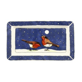 Serveerschotel Robins in the Snow (30,8 cm.) - Emma Bridgewater