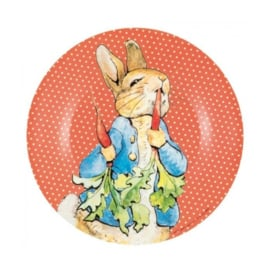 Bord Peter Rabbit Rouge (20 cm.) - Petit Jour Paris