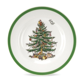 Brood-/Gebaksbord (16,5 cm.) - Spode Christmas Tree