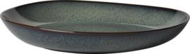 Platte Schaal Lave Gris (28 cm.) - like. by Villeroy & Boch