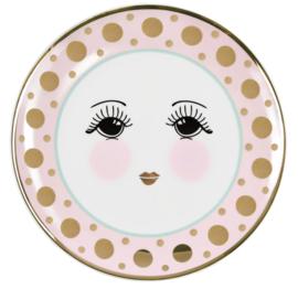 Bord Candy Eyes (17,8 cm.) - Miss Étoile