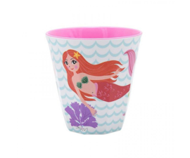 Beker Melamine Delightful Mermaid (125 ml.) - Ginger
