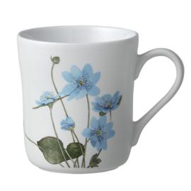 Mok Blue Anemone (0,35 l.) - Koustrup & Co.