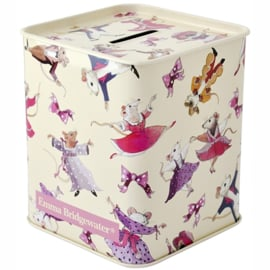 Spaarpot Dancing Mice - Emma Bridgewater