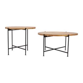 2 Tafels Hervea - Sema Design