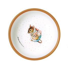 Schaaltje Peter Rabbit Caramel (14 cm.) - Petit Jour Paris
