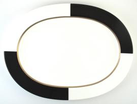 Serveerschotel (36,5 cm.) - Noritake Evening Glow