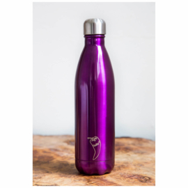 Thermosfles Purple (750 ml) - Chilly's Bottle