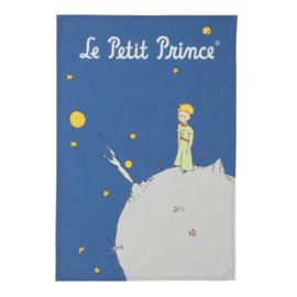 Theedoek Le Petit Prince Planete (75 cm.) - Coucke