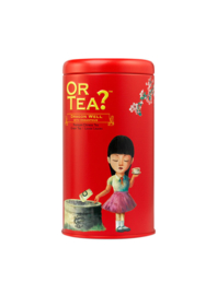 Blik Dragon Well Osmanthus Thee (90 gr.) - Or Tea?