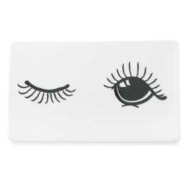 Onderzetter Big Eyes (25,5 cm.) - Miss Étoile