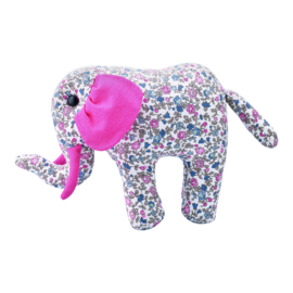 Teddy Olifant Ruby Petit White Small - GreenGate