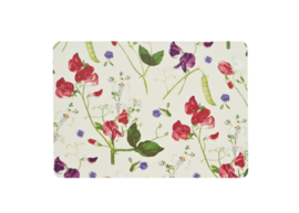Placemats (4) Sweet Pea - Ulster Weavers