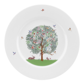 Dinerbord (27 cm.) - Portmeirion Enchanted Tree