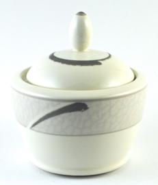Suikerpot - Noritake Ambience Frost
