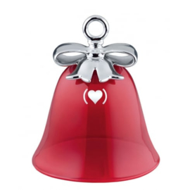 Kerstklok Dressed RED - Alessi
